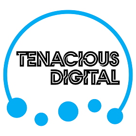 Tenacious Digital Logo | About Us | Gympie Websites